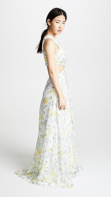 Cinq a Sept Gardenia Goldie Dress
