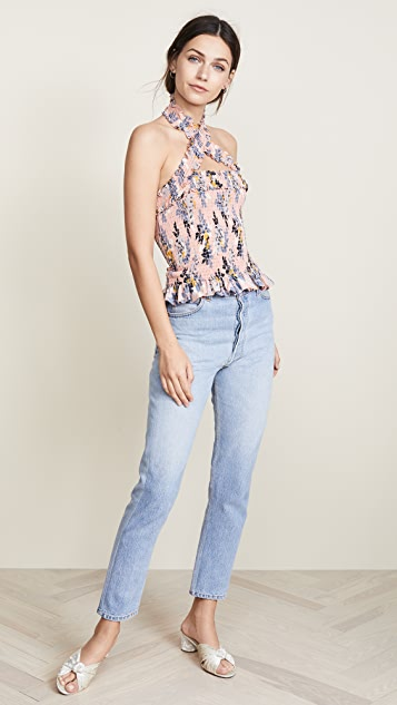 Cinq a Sept Country Donya Top