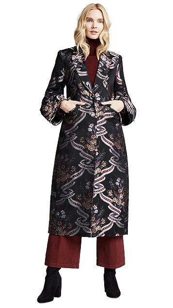 Cinq a Sept Biancha Coat