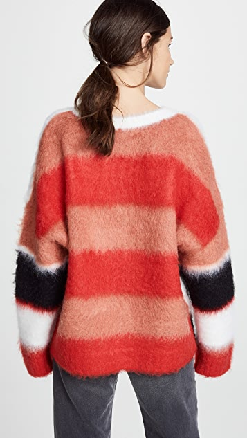Cinq a Sept Damiana Pullover Sweater