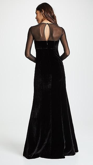 Cinq a Sept Вечернее платье Isadora