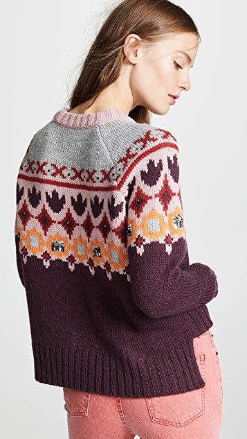 Cinq a Sept Gianni Sweater