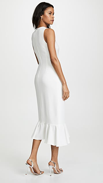 Cinq a Sept Crepe Nanon Dress
