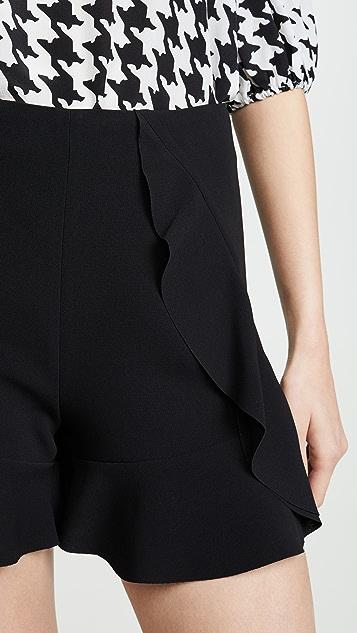 Cinq a Sept Saphir 短裤