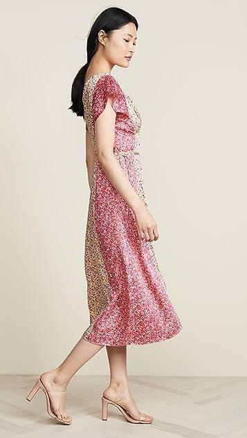 Cinq a Sept Jessica 连衣裙