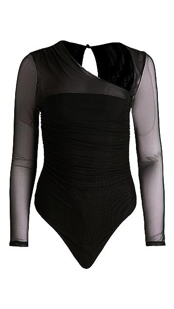 Cinq a Sept Kaylee Thong Bodysuit