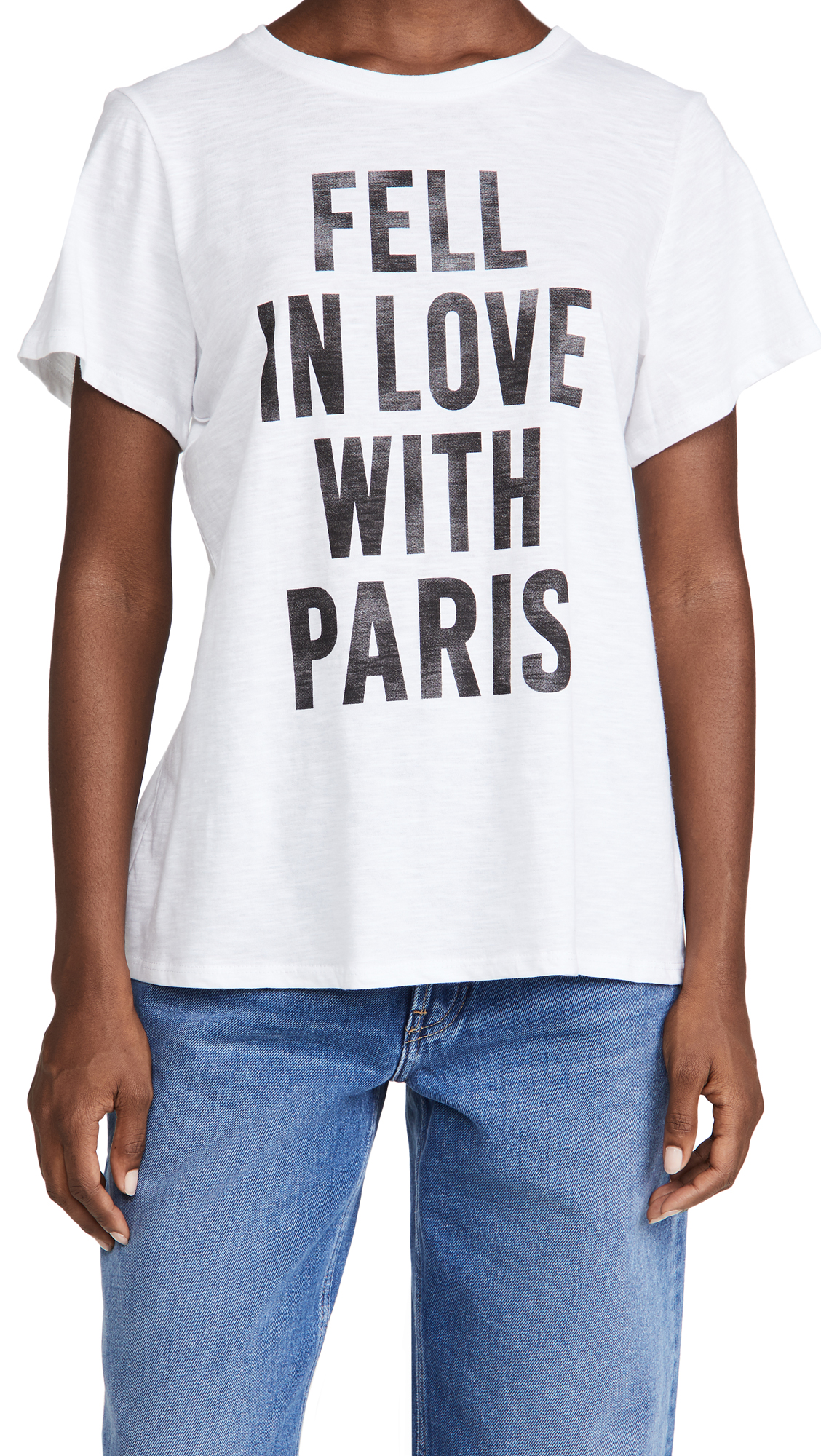 Cinq a Sept In Love with Paris Tee