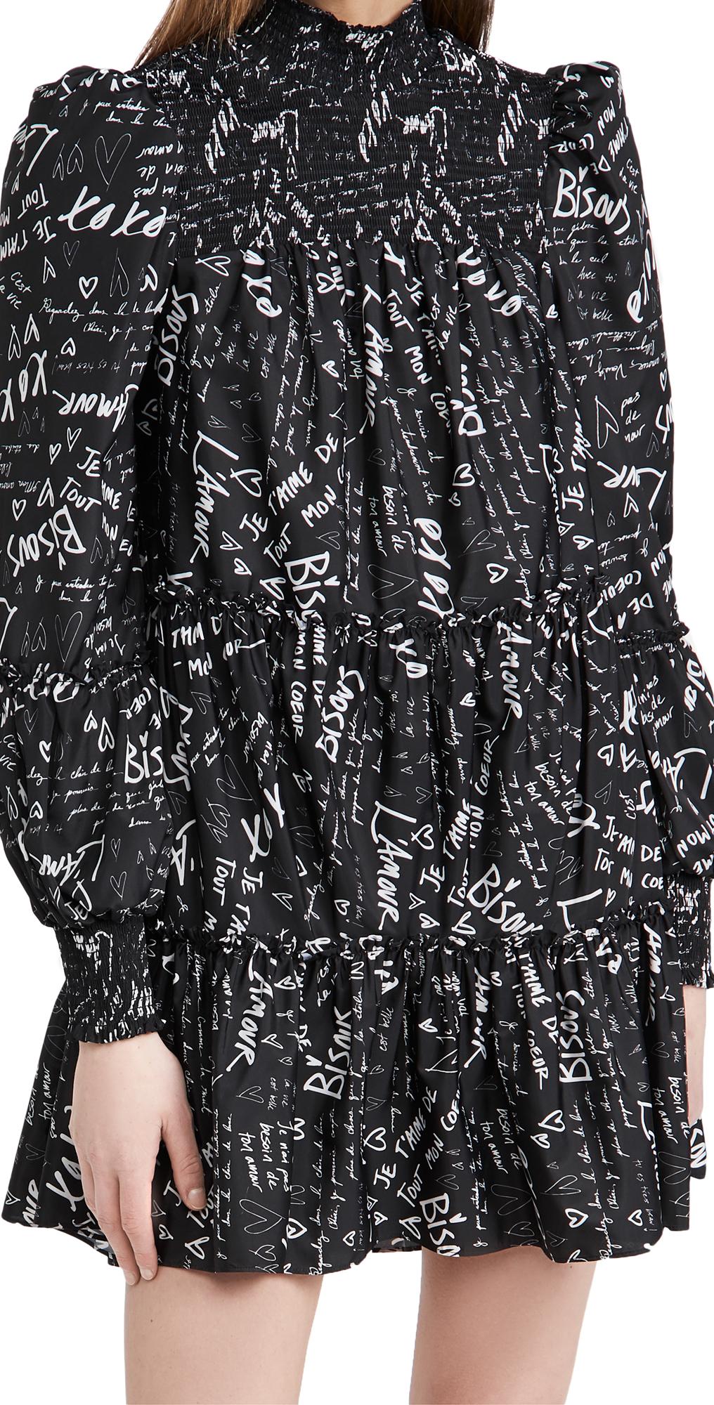 Cinq a Sept Love Note Rika Dress