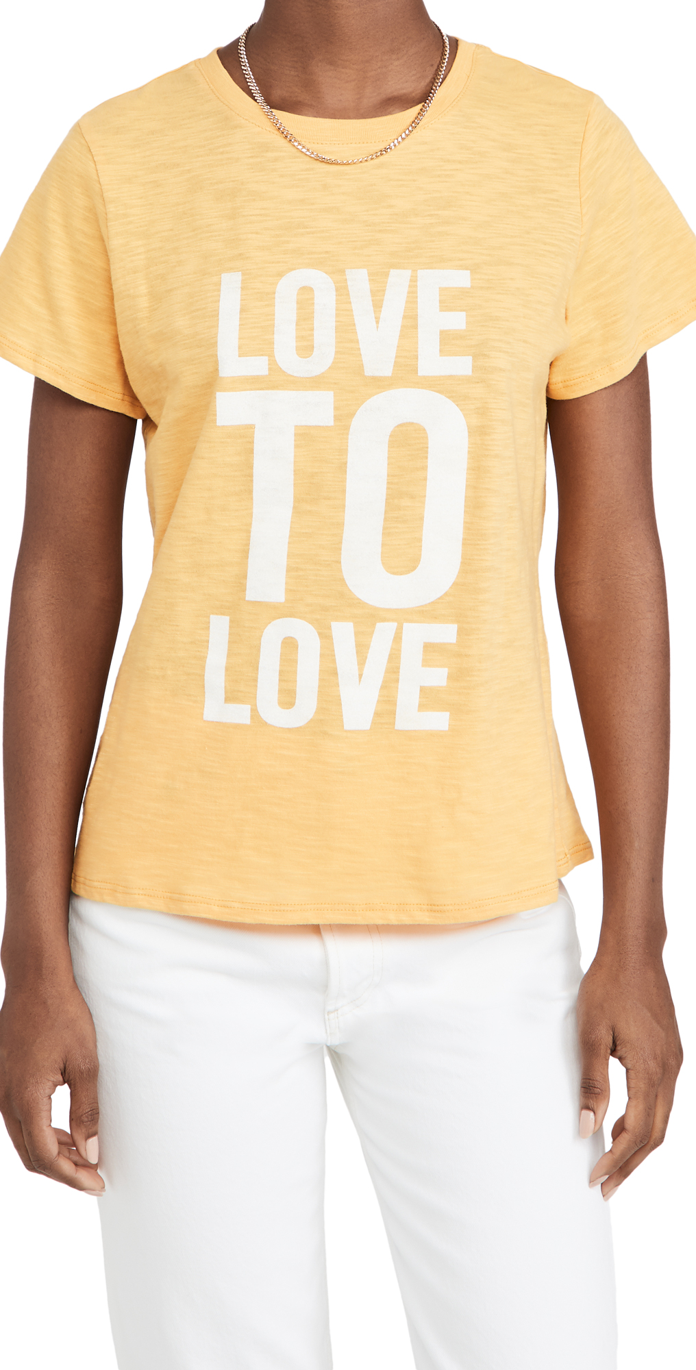 Cinq a Sept Love To Love Tee