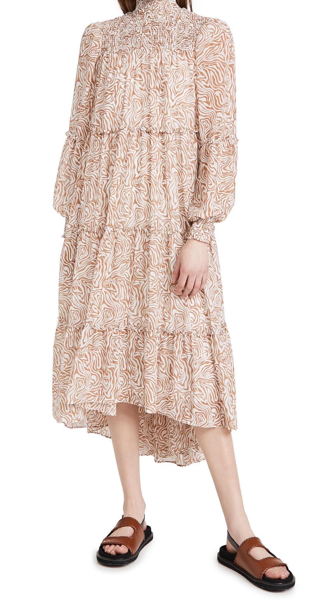 Cinq a Sept High Low Rika Dress