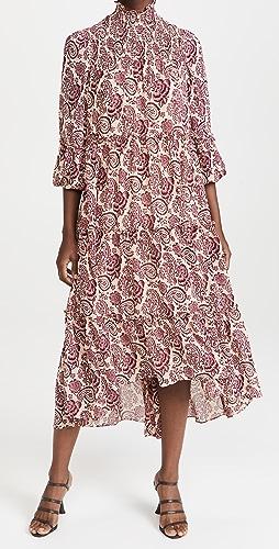 Cinq a Sept - High Low Rika Dress