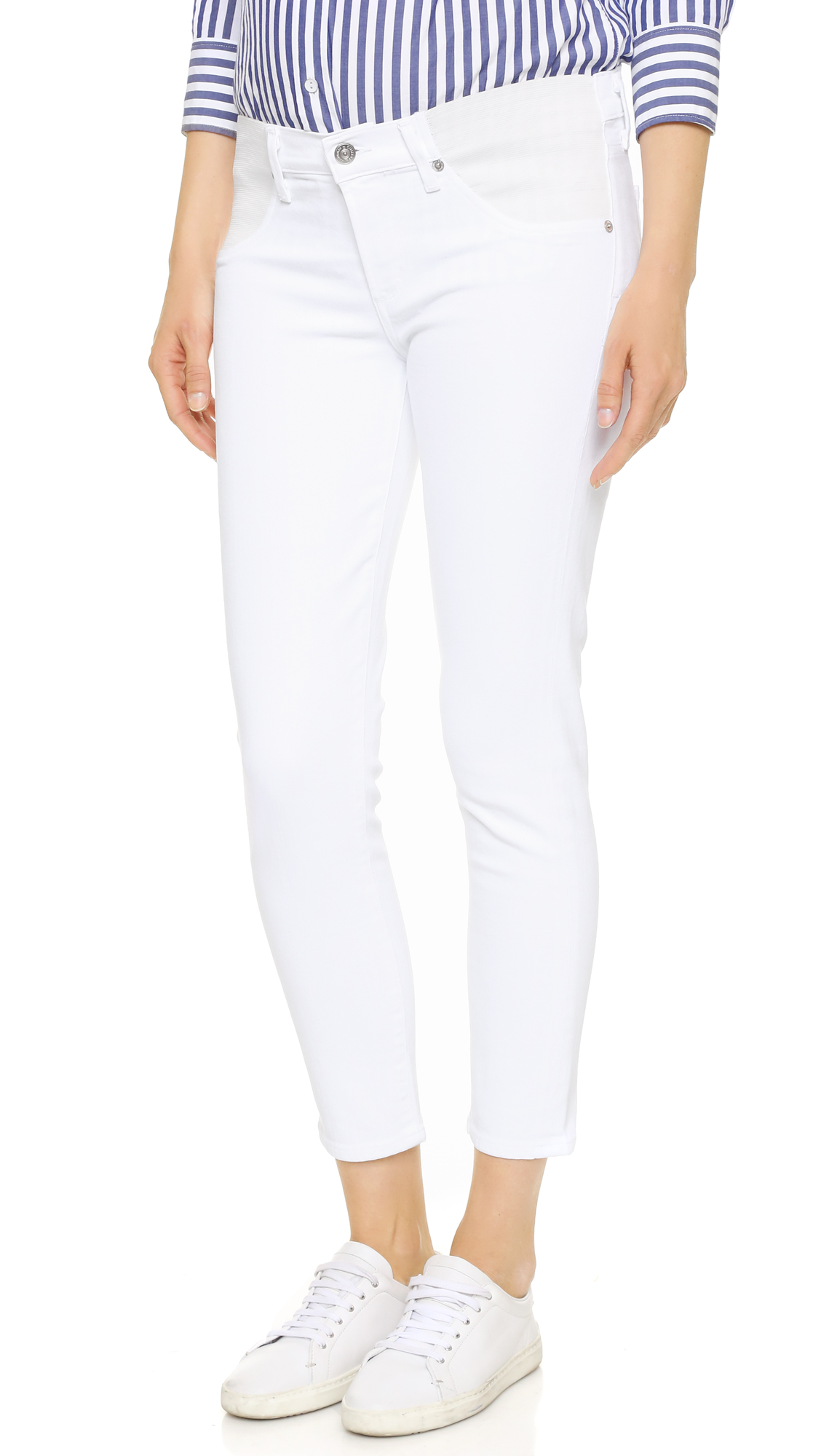 Citizens of Humanity Avedon Below the Belly Ultra Ankle Skinny Jeans
