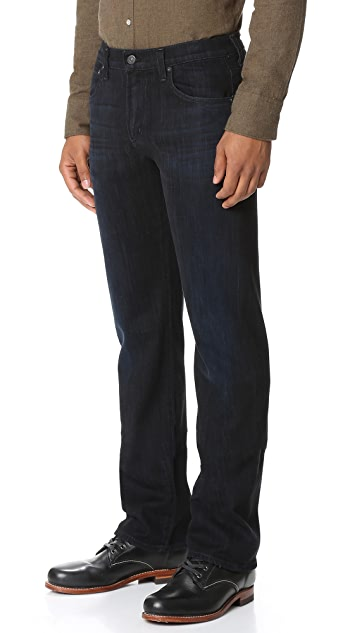 Citizens of Humanity Sid Straight Fit Jeans