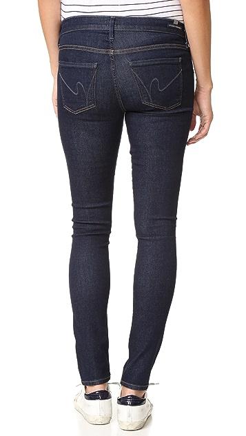 Citizens of Humanity Avedon Skinny Sculpt Maternity Jeans