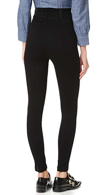 Citizens of Humanity Tiana High Rise Sculpt Corset Jeans