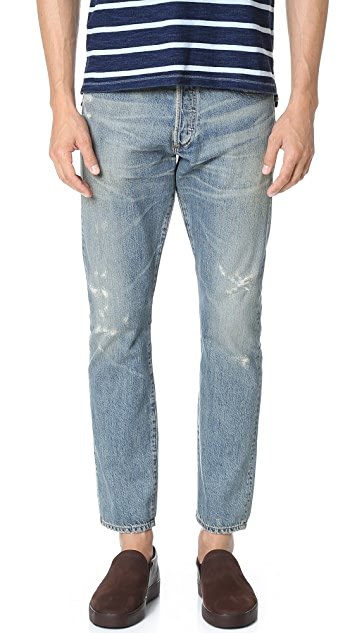 Citizens of Humanity Premium Vintage Rowan Relaxed Slim Jeans