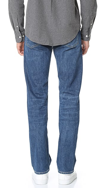 Citizens of Humanity Sid Classic Straight Jeans