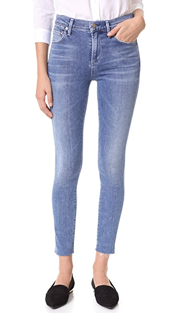 Citizens of Humanity Rocket Cutoff Ankle Jeans