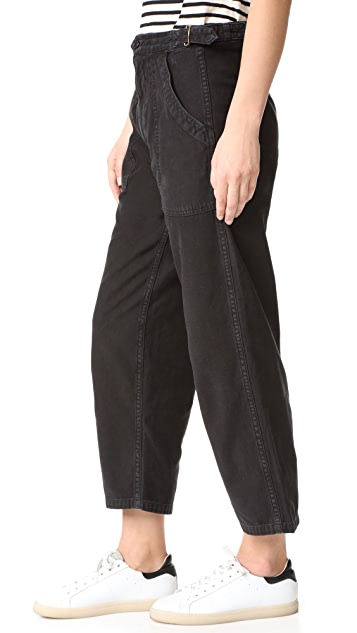 Citizens of Humanity Kendall Wide Leg Jeans