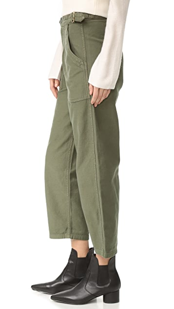 Citizens of Humanity Kendall Surplus Wide Pants
