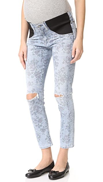 Citizens of Humanity Maternity Principle Girlfriend Jeans