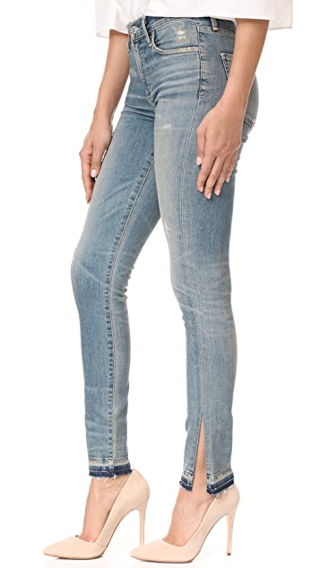 Citizens of Humanity Rocket Jeans with Split Hem