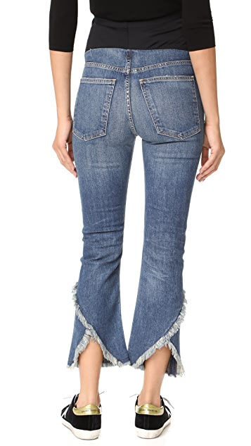 Citizens of Humanity Drew Fray Maternity Jeans