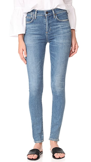 293041387b292 Citizens of Humanity Rocket High Rise Skinny Sculpt Jeans
