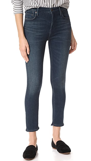 Citizens of Humanity Sculpt Rocket Crop Jeans