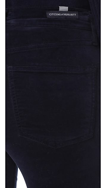 Citizens of Humanity Rocket Velvet Jeans
