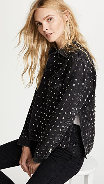 Citizens of Humanity Crista Studded Jacket