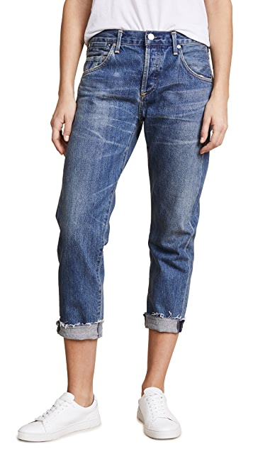 Citizens of Humanity Emerson Cuff Jeans