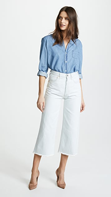 Emma Wide Leg Crop Pants by Citizens Of Humanity