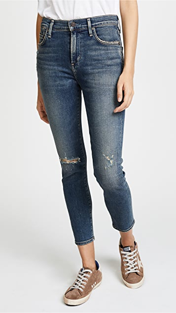 f003bed6a5 Citizens of Humanity. Rocket Crop Jeans