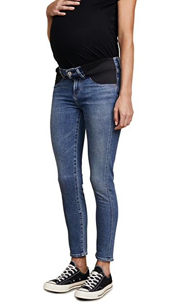 Citizens of Humanity Maternity Ankle Avedon Jeans