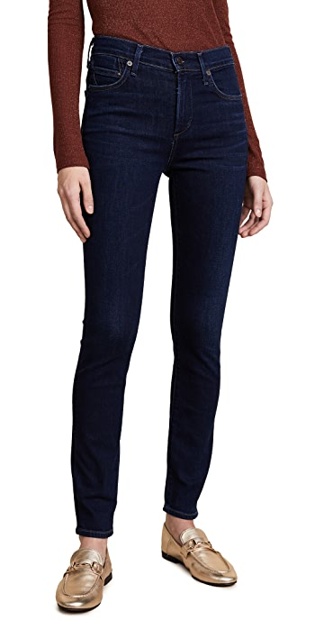 Citizens of Humanity Rocket Skinny Jeans - Galaxy