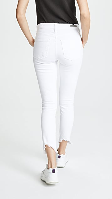 Citizens of Humanity Rocket Crop Skinny Jeans - Blink