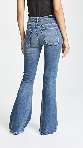 Citizens of Humanity Chloe Mid Rise Super Flare Jeans