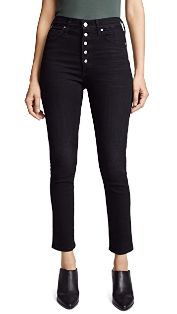 Citizens of Humanity Olivia Exposed Fly High Jeans