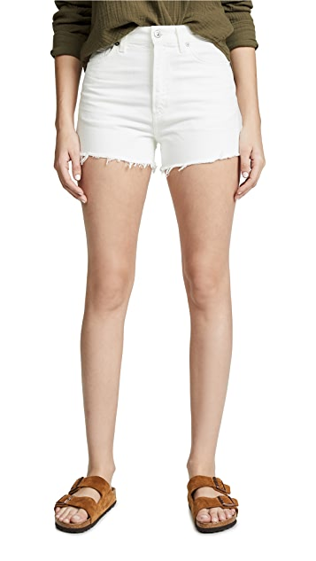 Citizens of Humanity Kristen High Rise Shorts
