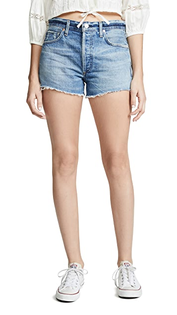 Citizens of Humanity Bree Relaxed Shorts