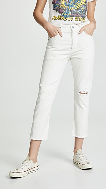 Citizens of Humanity Corey Crop Slouchy Slim Jeans