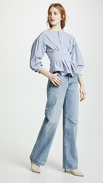 Citizens of Humanity Joni Blouse
