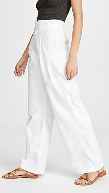 Citizens of Humanity Blair Wrap Band Pants