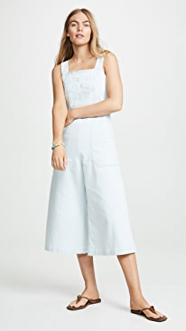 Kelly Culotte Overalls