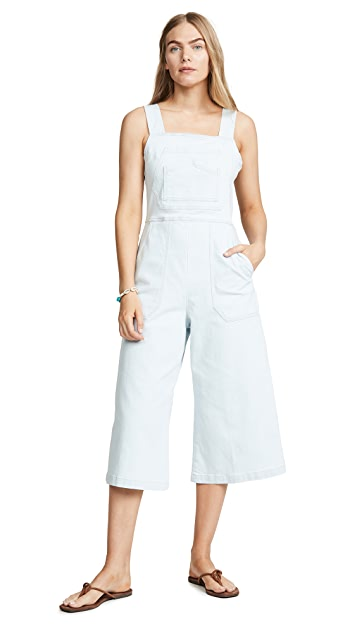 Citizens of Humanity Комбинезон Kelly Culotte