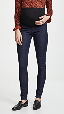 Maternity Rocket Over the Belly Jeans