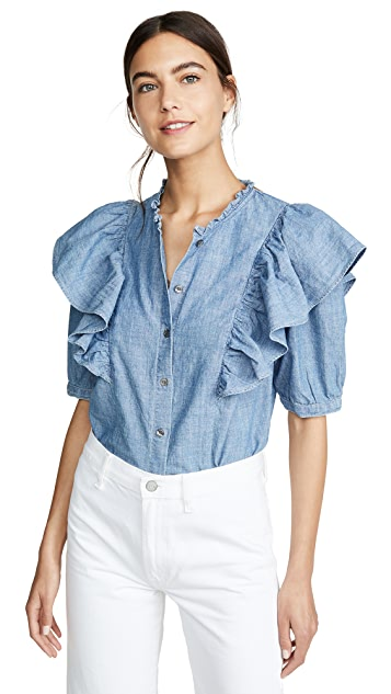 Citizens of Humanity Jolene Blouse