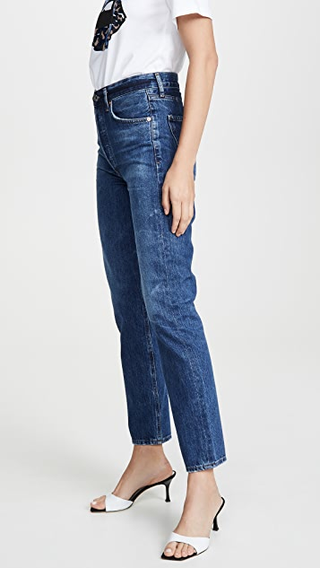 Citizens of Humanity Charlotte High Rise Straight Jeans