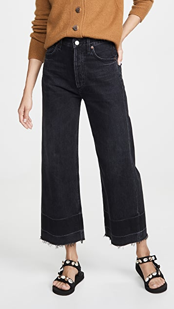 Citizens of Humanity Sacha High Rise Wide Leg Jeans